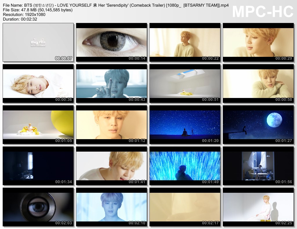 m58v bts (%EB%B0%A9%ED%83%84%EC%86%8C%EB%85%84%EB%8B%A8)   love yourself %E6%89%BF her 39 serendipity 39 (comeback trailer) [1080p [btsarmy team]].mp4 thumbs - [Video] BTS – LOVE YOURSELF 承 Her 'Serendipity' Comeback Trailer [170905]
